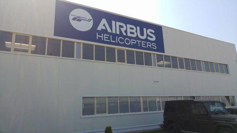 Proyecto de Airbus en Albacete que podría generar 600 puestos de empleo en su nuevo centro logístico.