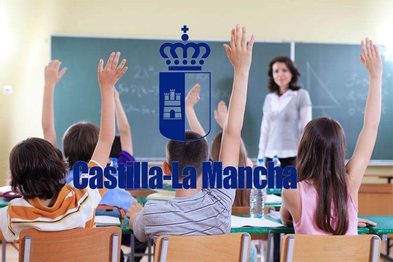 Bolsa de empleo para cubrir 500 puestos de profesores para Castilla-La Mancha