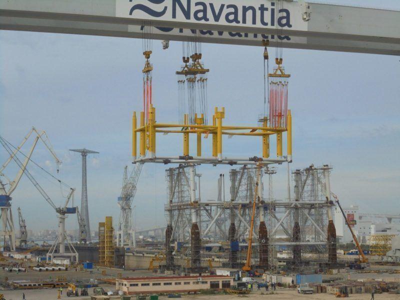 Ofertas de empleo en navantia para sus oficinas en madrid y en sus f bricas de c diz puerto - Ofertas de trabajo en puerto real ...