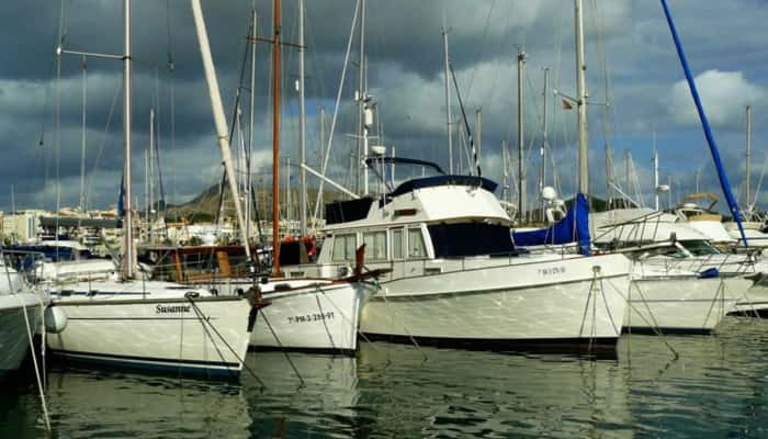 Bolsa de Empleo de Auxiliar Administrativo en los Puertos de las Islas Baleares