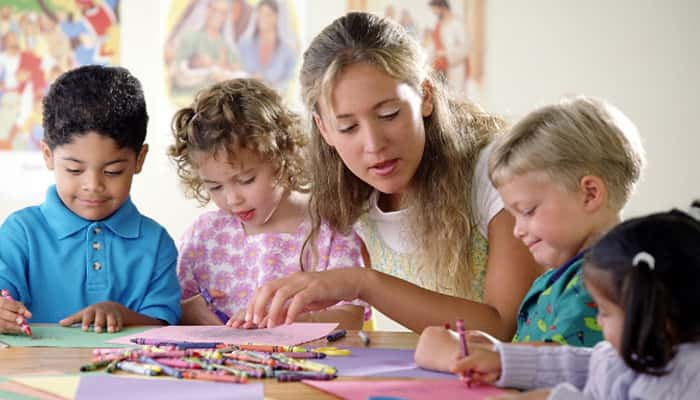 Educador Infantil