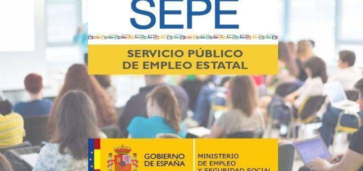 El Sepe Ofrece Cursos Gratuitos Con Certificado De Profesionalidad
