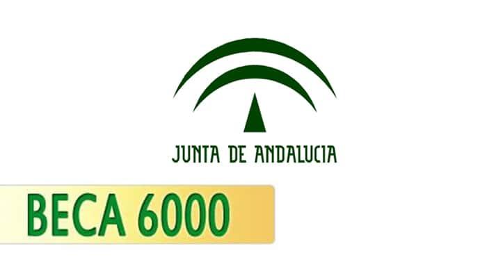 La Junta De Andalucía Convoca La Beca 6000 Para El Curso