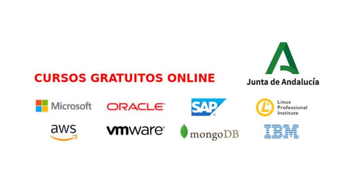 La Junta de Andalucía da acceso gratuito a cursos de formación digital