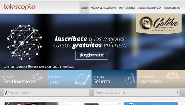 Galileo Universidad ofrece cursos online gratuitos de Marketing Digital, Comunity Manager, electrónica …