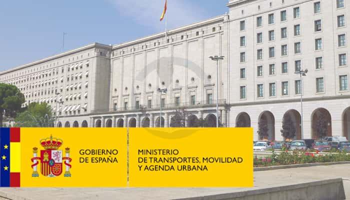 Convocadas 7 plazas del Cuerpo de Ingenieros Navales en el Ministerio de Transportes