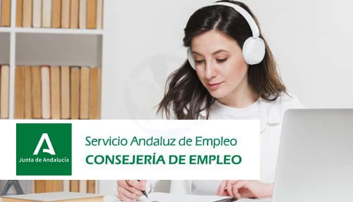 Ya puedes apuntarte a los nuevos cursos gratis de la Junta de Andalucía