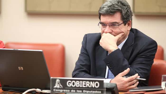 Ministro de Inclusión, Seguridad Social y Migraciones José Luis Escrivá