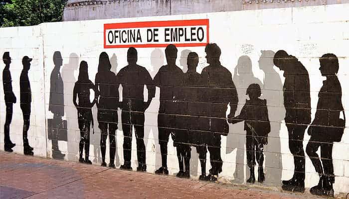 Sólo 2 de cada 100 desempleados consiguen trabajo en las Oficinas de Empleo