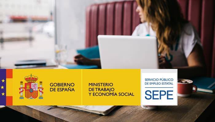 Cursos gratis para desempleados del SEPE   julio 2021