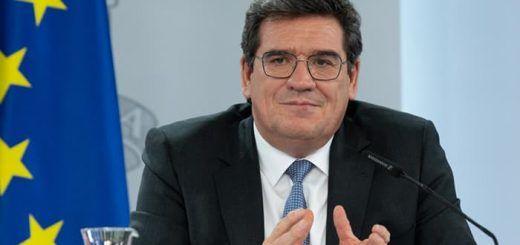 Ministro José Luis Escrivá