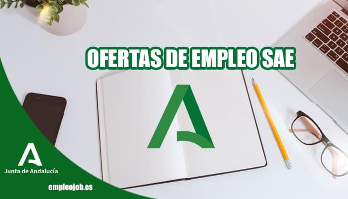 Servicio Andaluz de Empleo SAE - Ofertas de empleo