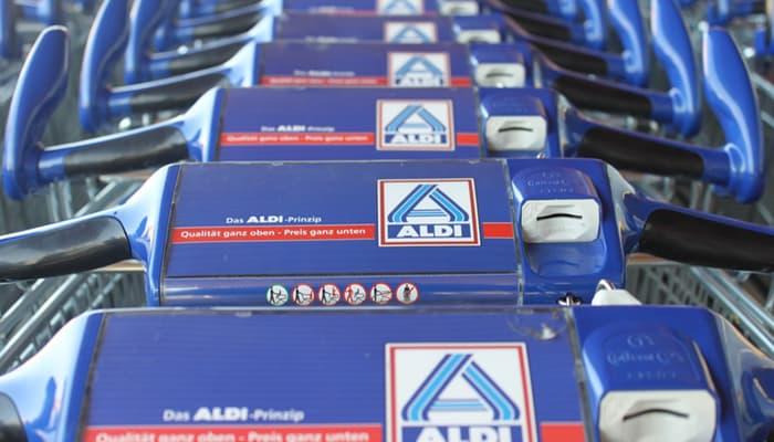 Carros Supermercados ALDI