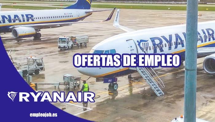 Nuevas ofertas de trabajo para el hangar de Ryanair en Sevilla