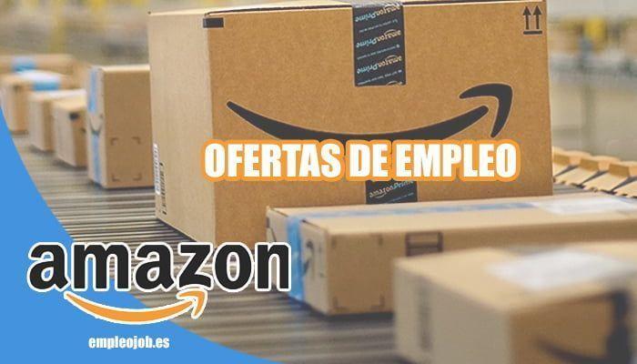 Amazon publica 613 ofertas de trabajo para sus centros de España