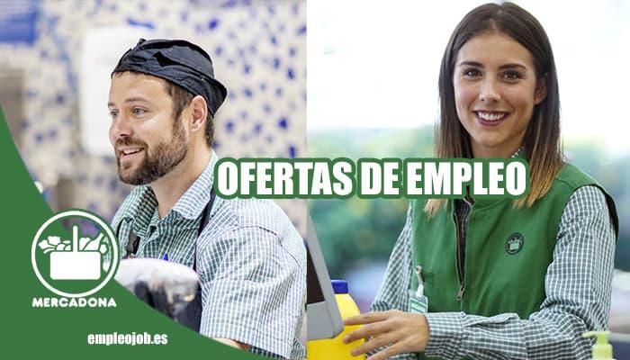 Ofertas de empleo en Mercadona con sueldos de hasta 1.300 euros