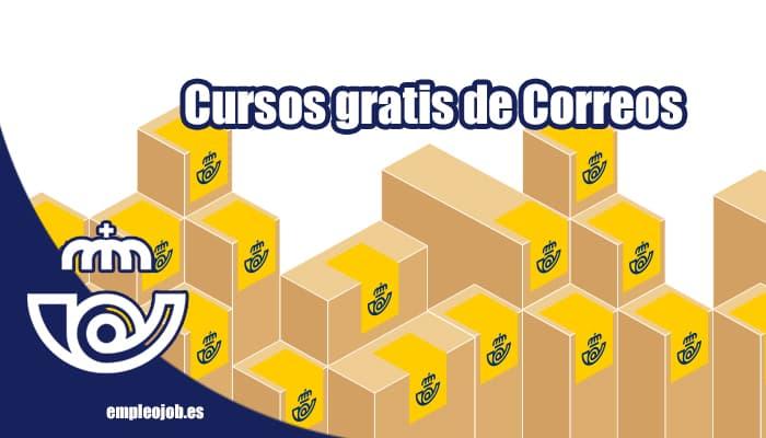 Cursos gratuitos online de Correos de Marketing y Ecommerce
