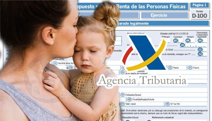 Renta 2020: Aviso para las madres trabajadoras en ERTE