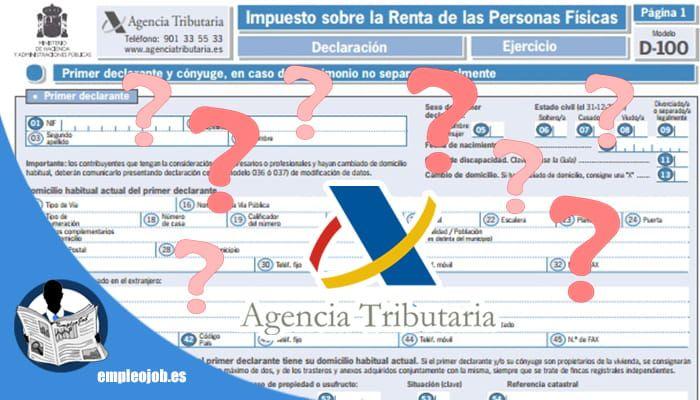 ERTE: Preguntas y Respuestas sobre la Renta 2020