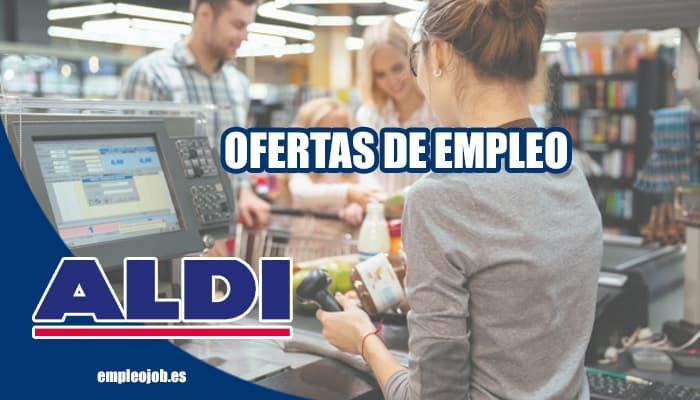 Ofertas de empleo en Aldi