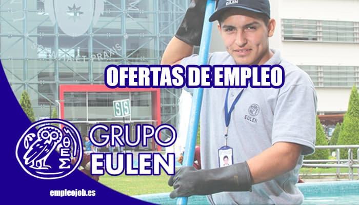 Ofertas de Empleo Grupo EULEN