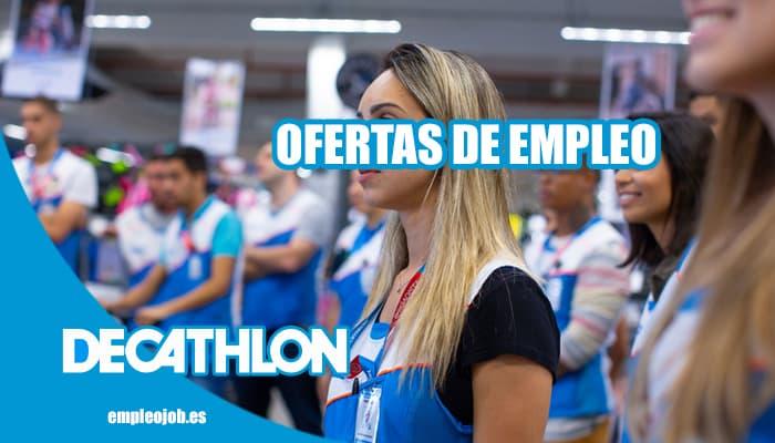Ofertas de Empleo en Decathlon
