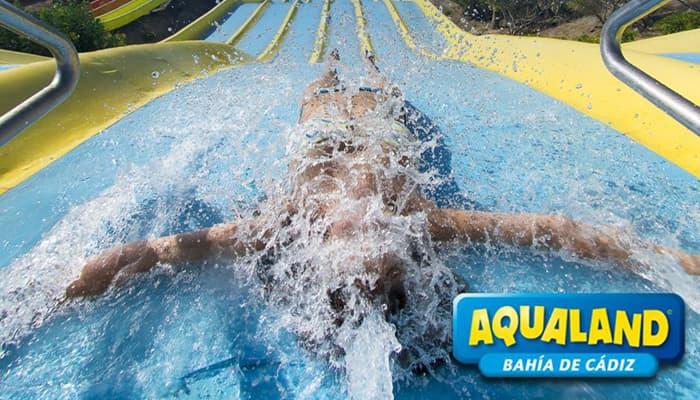 Aqualand Bahía de Cádiz busca personal para la temporada de verano 2021