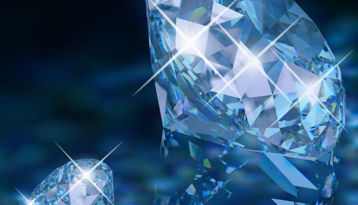 Diamantes azules