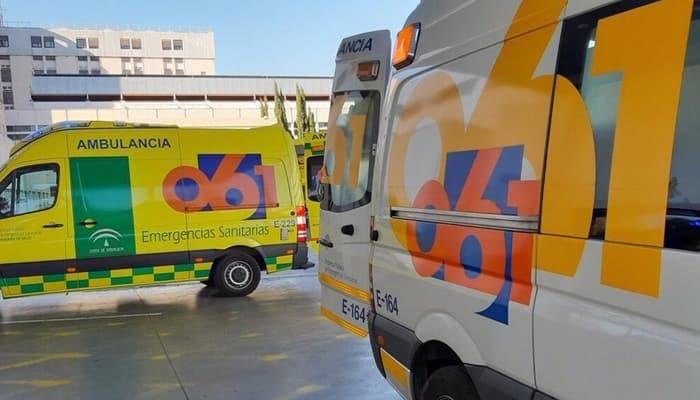 Emergencias Sanitarias Andalucía - 061