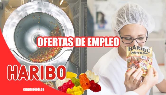 Haribo busca 30 Operarios de Producción para su fábrica en Cornellà del Terri