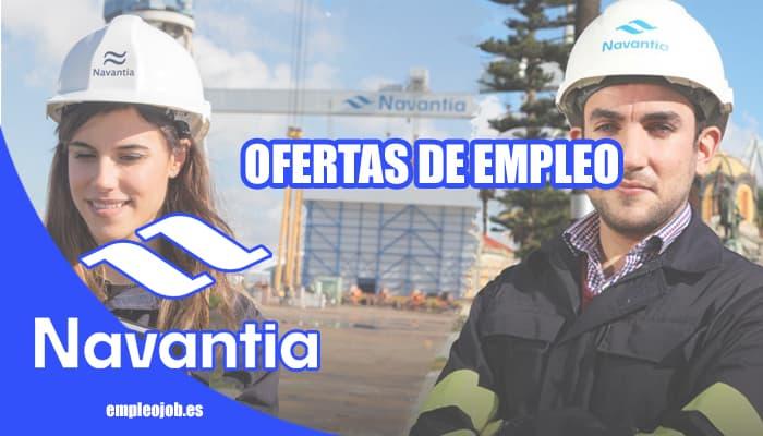 Navantia busca Operarios e Ingenieros en San Fernando (Cádiz)