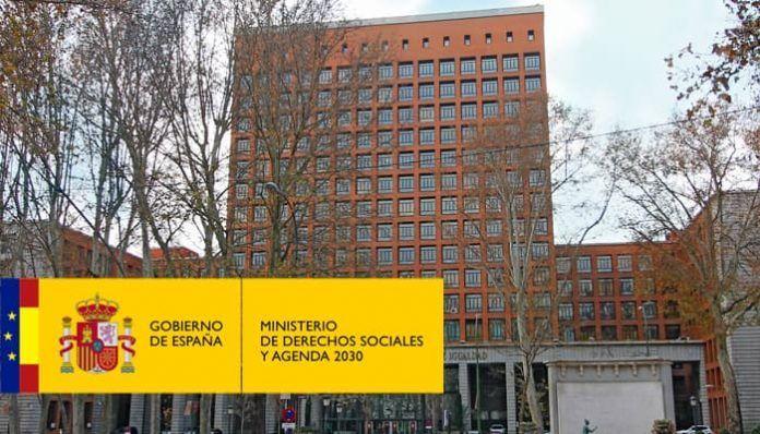 Ministerio de Derechos Sociales y Agenda 2030
