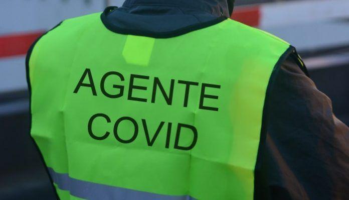 Trabajador Agente COVID