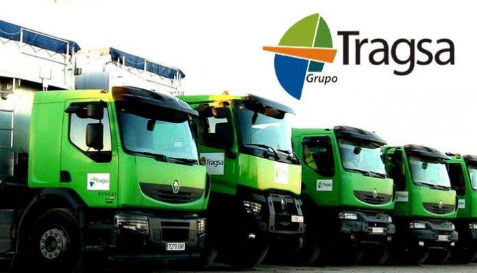 Camiones Grupo Tragsa