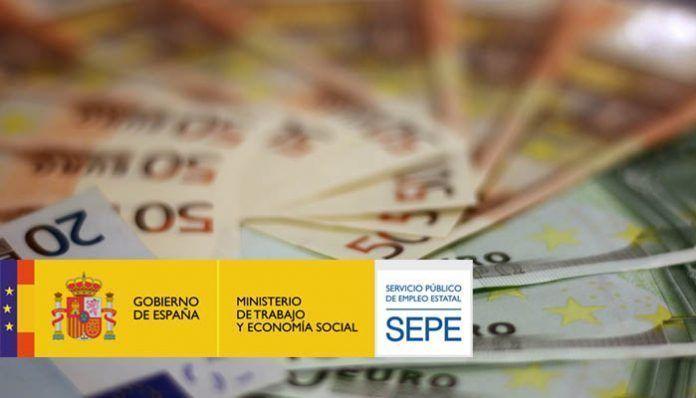 Dinero para prestaciones del SEPE