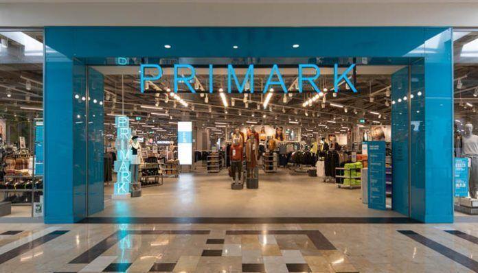 Entrada tienda Primark