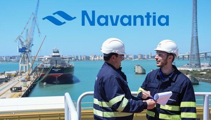 Ofertas de empleo para trabajar en Navantia