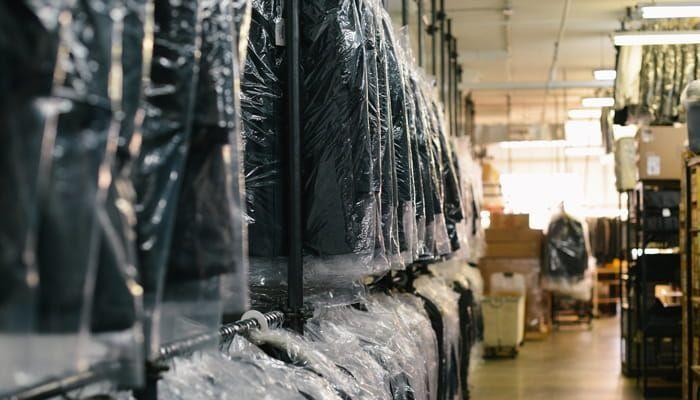 Almacén textil