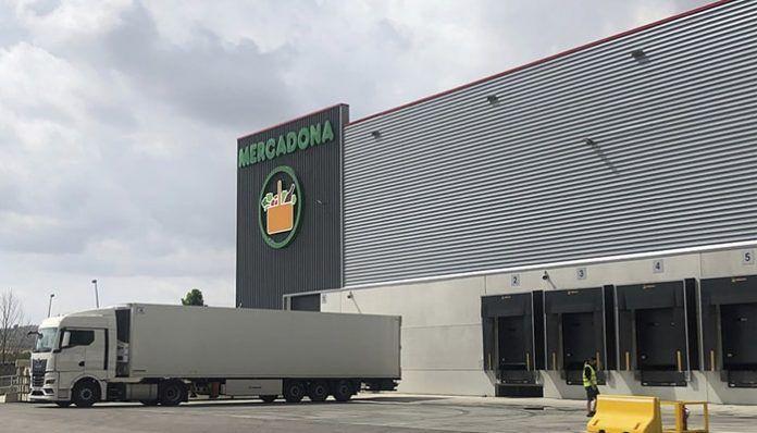 Bloque logístico de Mercado en Getafe